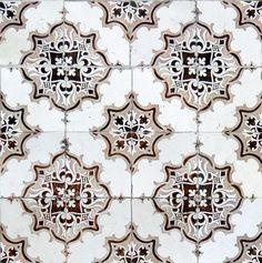 Image via We Heart It #decor #design #print #tiles #vintage