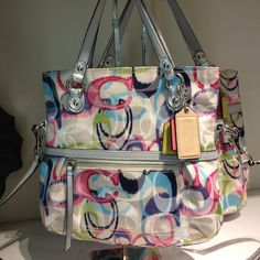 Coach Purse :-) I am so in love with this!
