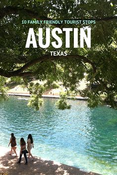 Planning a visit to Austin with kids? Here are 10 family-friendly places to enjoy as a family!