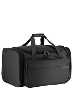 The Briggs and Riley Baseline collection is business travel luggage that is extremely durable, easy to pack, and features a lifetime warranty. Briggs And Riley, Tumi, Duffel Bag, Travel Luggage, Business Travel, Briefcase, Travel Accessories, Gym Bag, Suitcase