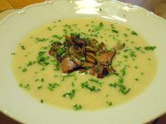 švýcarská sýrová polévka