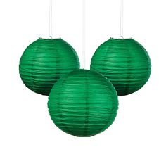 Decorate any area with these easy-to-coordinate paper lanterns. These colorful paper lanterns are perfect to hang as wedding decorations, party decor or for . Hanging Paper Lanterns, Wedding Wall, Wedding Reception, Wedding Stuff, Ornament Hooks, Green Paper, Wedding Games, Oriental Trading, Reception Decorations