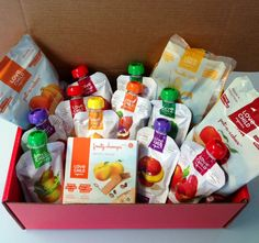 #VonbonBabyGiveaway Love Child Organics | Snack Prize Pack | #VonbonBabyGiveaway | http://blog.vonbon.ca