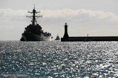 Okręty wpłynęły do gdyńskiego portu w czwartek