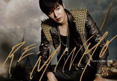 Lee Min Ho reveals dates for global tour 'RE:MINHO' | http://www.allkpop.com/article/2014/09/lee-min-ho-reveals-dates-for-global-tour-reminho