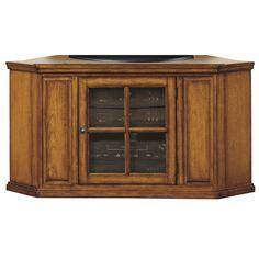 $214.99 Woodbridge Home Designs Riley Holliday Corner Plasma TV Stand