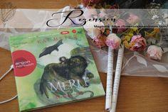 """Merle-Zyklus 3: Merle. Das Gläserne Wort"" von Kai Meyer · time4booksandmore.com Magnolia, Kai, Meet, Magnolias"