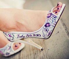 como personalizar uns sapatos de.noiva - Pesquisa Google