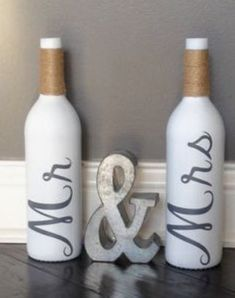 69 DIY Wine Bottle Crafts for Home Decor on a Budget diyhomedecor diywinebottle . - 69 DIY Wine Bottle Crafts for Home Decor on a Budget diyhomedecor diywinebottle winebottlecrafts ⋆ - Glass Bottle Crafts, Wine Bottle Art, Painted Wine Bottles, Diy Bottle, Glass Bottles, Wine Bottle Wedding, Crafts With Bottles, Wine Bottles Decor, Crafts With Wine Bottles