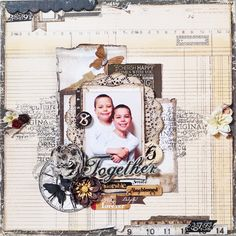 Together - Scrapbook.com