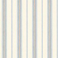 Jonesport Neutral Cabin Stripe Wallpaper