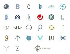 #logo #ロゴ #アルファベット  #alphabet Alphabet, Symbol Logo, Logos, Symbols, Math, Alpha Bet, Icons, Math Resources, Early Math