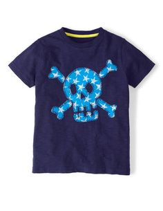 Graphic Appliqué T-shirt