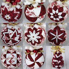 SugarPlum Quilted Ornament Tutorials – The Ornament Girl