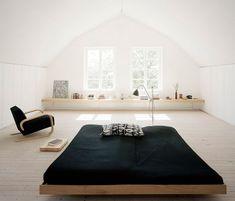 Fancy - Modern Platform Bed by Abubaker