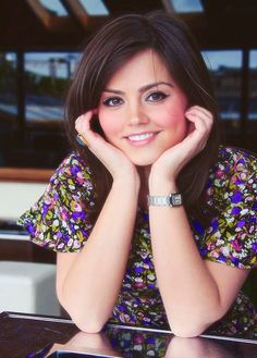 Soon to be girl crush, Jenna-Louise Coleman