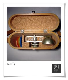 [ 001.04 ] caixa para máquina fotográfica LOMO