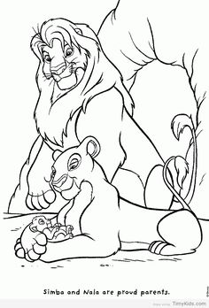http://timykids.com/lion-king-coloring-book.html