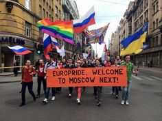 Europ-Pride in #Riga, #Latvia. June, 2015