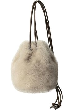 PU Leather Handbags Hot Sale 2017 Women Mini Bucket Ladies Party Purse Famous Designer Crossbody Shoulder Messenger Bags - A Stream Of Handbags Leather Purses, Leather Bag, Fur Backpack, Fur Accessories, Fur Bag, Bags Online Shopping, Bags 2017, Small Leather Goods, Cute Bags