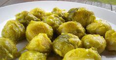 vegrecetas. Los Repollitos de Bruselas son una fuente de vitamina A, C y ácido fólico, nutrientes muy necesarios para cualquier vegetari...