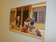 Se inauguró la exposición de fotografía, CIUDAD DORMITORIO, de Sonia Mateo Moreno en el CIVIMA de Manilva.