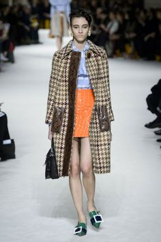 Miu Miu fall 2015. See all the collection's stunning looks.