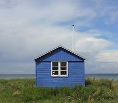 Island cabin inÆrø, Denmark.