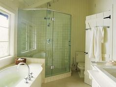 Tips for Planning for a Bathroom Layout : Home Improvement : DIY Network