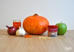 Recept: de lekkerste pompoensoep ever | Team Confetti Confetti, Food And Drink, Soup, Pumpkin, Vegetables, Recipes, Pumpkins, Veggies, Rezepte