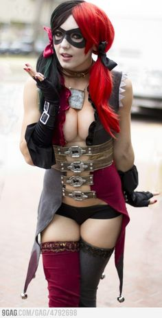 Just Harley Quinn!