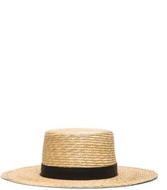 The cutest hat for warm weather.
