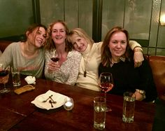 The girls are back together!