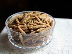 Homemade Sesame Sticks from Serious Eats