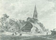 School Spaarnwoude ca 1800