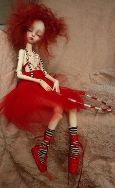 Dolls make such cool photos!