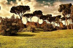 Antique Ruins by Arber Dedaj, via 500px