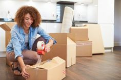 Before putting your house on the market, consider packing up personal items and memorabilia. #homestaging