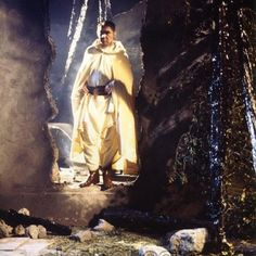 Count Baltar (John Colicos) - Battlestar Galactica S01E01 (Episode 1): Saga of a Star World. Part 1 (First Aired September 17, 1978)