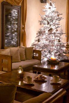 christmas 2013 Cafe Bar, Table Decorations, Christmas, Furniture, Home Decor, Xmas, Decoration Home, Room Decor, Navidad