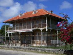 Maison Zévallos – Style colonial (Guadeloupe)