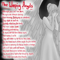 The weeping angels by Hate-Incarnate.deviantart.com on @deviantART