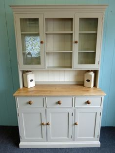 Love This Color Combination Remember For Hutch Bookshelf Edmunds Painted DressersDisplay