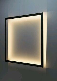 Lampe MAGIC à éclairage indirect blanc