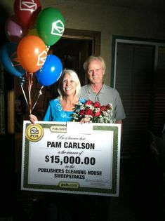 Congrats Pam Carlson from RCH Cucamonga, CA!!