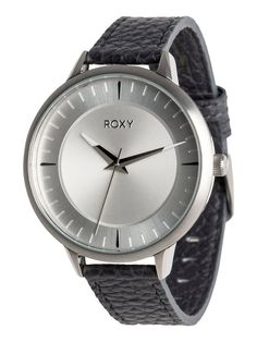 Roxy Analoge Uhr »Avenue Leather« für 129,00€. Gehäusegröße: 40 mm - Dicke: 9 mm - Gewicht: 42 g, Gehäusezusammensetzung: solider Marine-Edelstahl bei OTTO