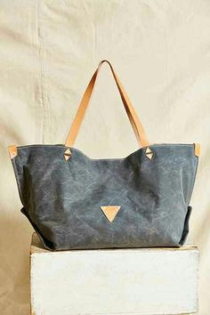 Arden and James Wagoneer gray tote bag @ Urban Outfitters $140