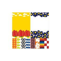 Marimekko Sticky Notes & To Do's Set