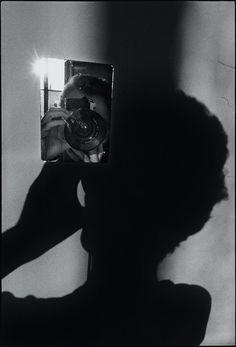 Ugo Mulas - Verifica 2, L'operazione fotografica. Autoritratto per Lee Friedlander