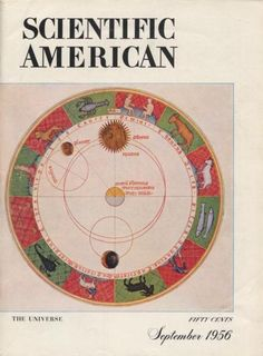 Scientific American, Science Experiments, September, Books, Vintage, Farms, Book Covers, Stones, Graphics